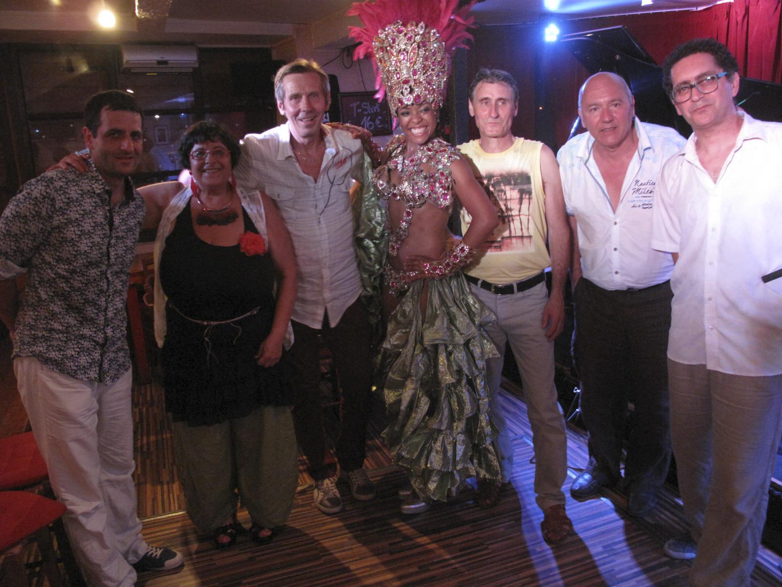 Soirée Brésilienne avec tropical Jam