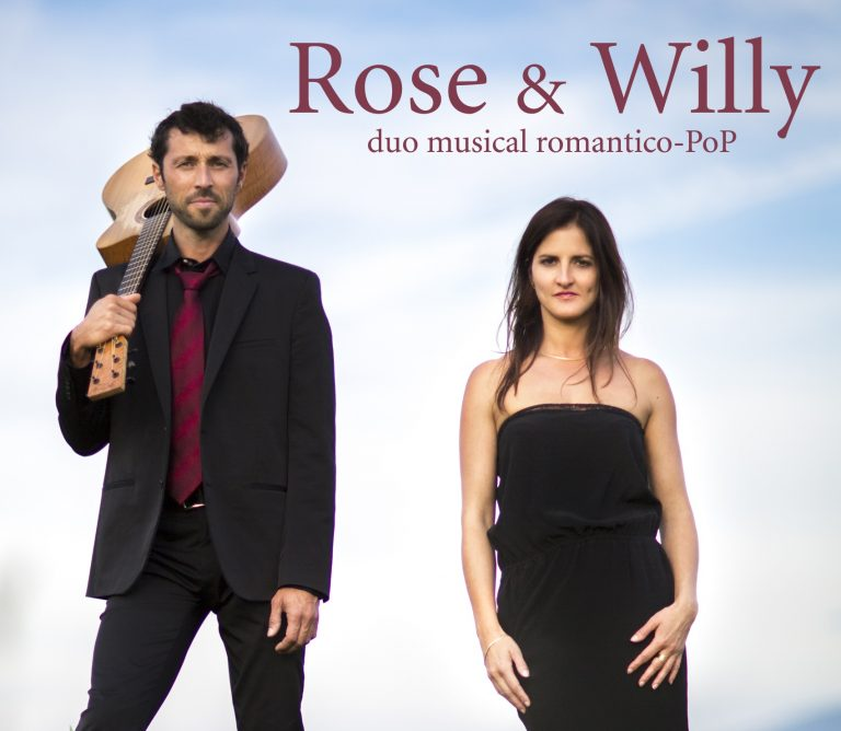 Rose et Willy
