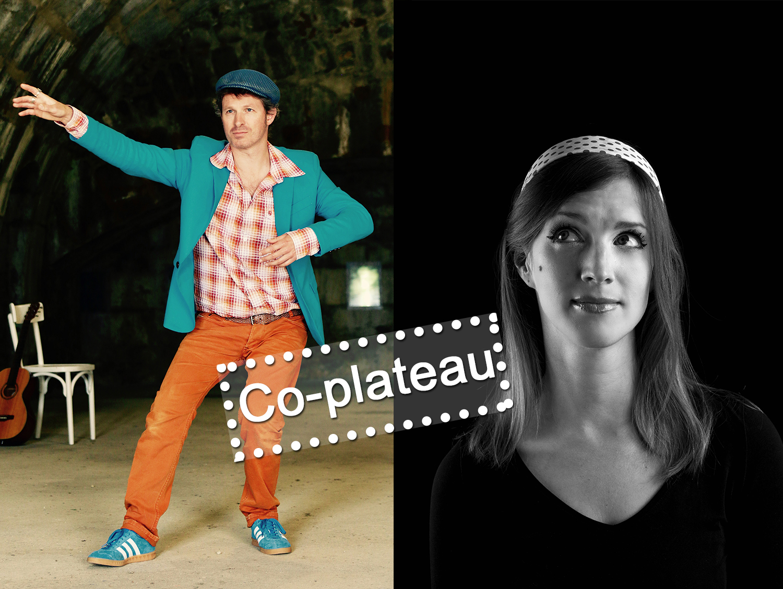 Co-plateau : Antoine Surdon / Caroline Ruelle