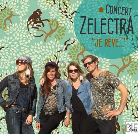 Zelectra - Concert jeune public :)
