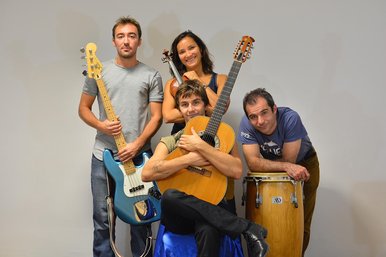 Fabien Lafiandra trio