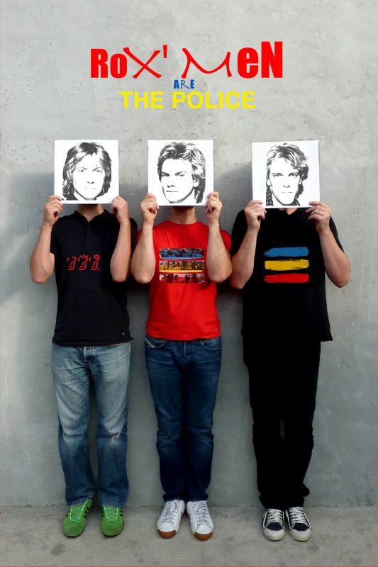 Rox'men - The Police